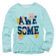 Arizona Graphic Sweater - Girls Plus