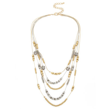 jcpenney.com | Boutique + Womens Illusion Necklace