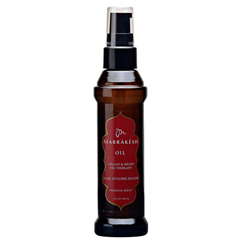 Marrakesh Hair Oil Original Scent- 2 oz.