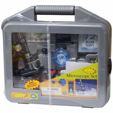 jcpenney.com | Edutoys Microscope Set Wcarrying Case