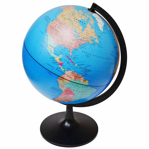 Elenco 11  Political Globe
