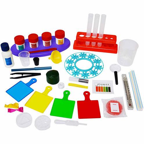 Elenco Super Chem 120 Science Kit