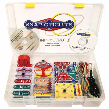 jcpenney.com | Elenco Snap Circuits Micro I Standard