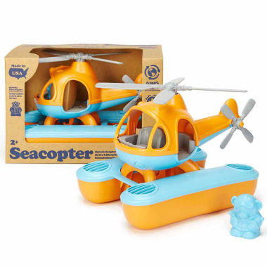 jcpenney.com | Green Toys Seacopter Orange Dress Up Accessory