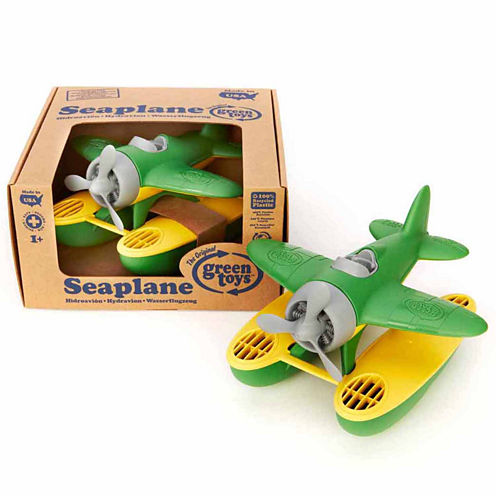 Green Toys Seaplane Green Dress Up Accessory