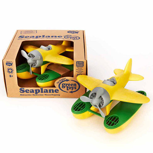 Green Toys Seaplane Yellow Dress Up Accessory