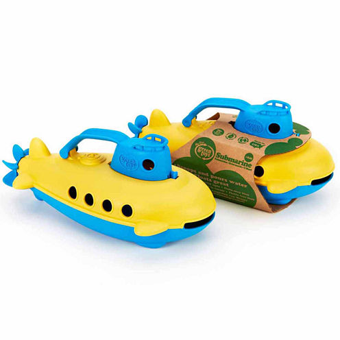 Green Toys Submarine Blue Cabin  Accessory