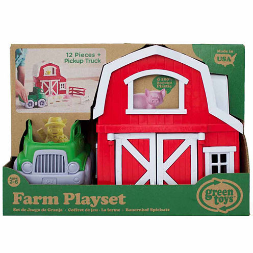Green Toys Farm Playset  Accessory