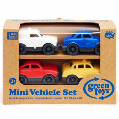 jcpenney.com | Green Toys Mini Vehicle 4 Pack  Accessory