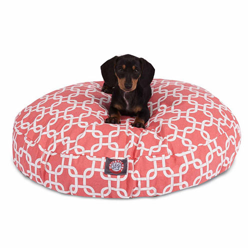 Majestic Pet Links Round Bed - Small