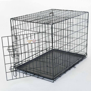 "jcpenney.com | 48"" Majestic Pet Folding Crate"