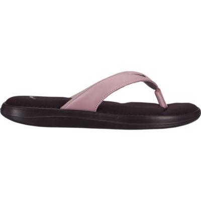 4b1d3503500f6 Nike Womens Ultra Comfort 3 Flip-Flops - JCPenney