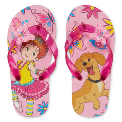 2b900ac6caf450 Disney Fancy Nancy Flip Flops - JCPenney