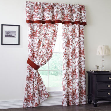 jcpenney.com | Toile Garden Window Treatments