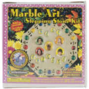 Milestones Marble Art Stepping Stone Kit