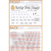 Peachy Keen Everyday Character Face Stamp Assortment