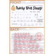 Peachy Keen Basic Paper Doll Face Stamp Assortment