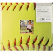 Sport & Hobby Postbound Album-Fast Pitch