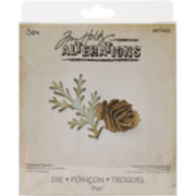 Sizzix® Bigz™ Die, Tattered Pinecone