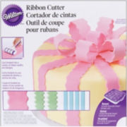 Decorate Smart Fondant Ribbon Cutter Set
