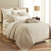 Royal Velvet Crestmore 3-pc. Coverlet Set