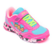 Fila® Volcanic Girls Running Shoes - Little Kids