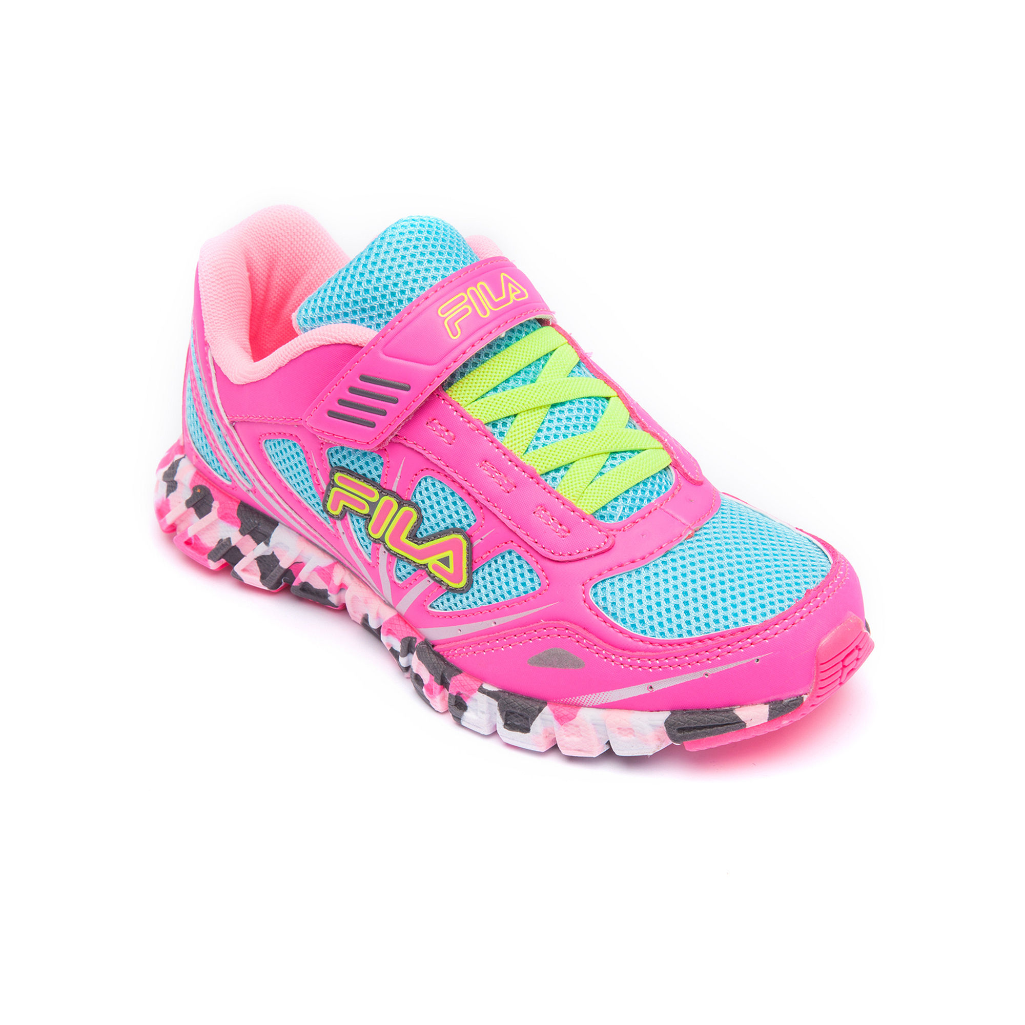 73c933ed9c8d UPC 731616749976 product image for Fila Volcanic Girls Running Shoes -  Little Kids