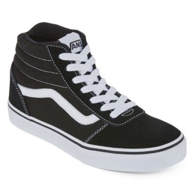 f5cc438588c857 Vans Ward Hi Unisex Skate Shoes - Big Kids - JCPenney