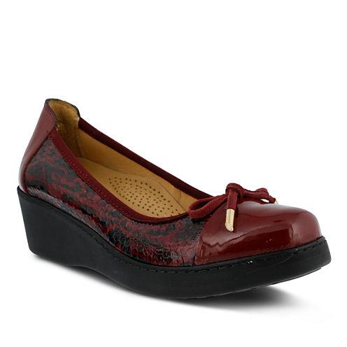 Spring Step Alika Womens Slip-On Shoes