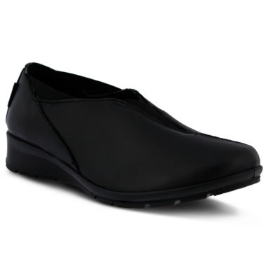 jcpenney.com | Spring Step Kibut Womens Slip-On Shoes