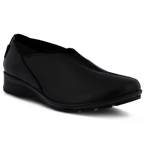 Spring Step Kibut Womens Slip-On Shoes