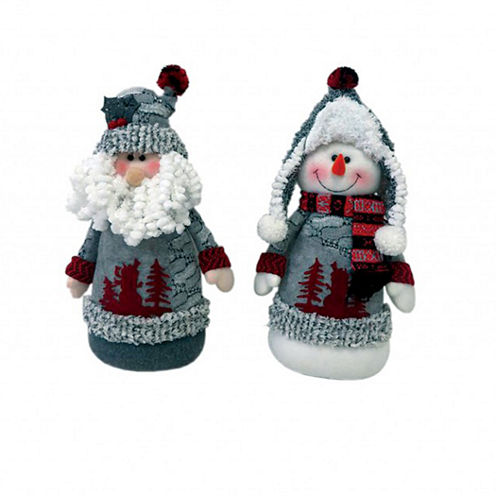 """13"""" Arctic Sit Abouts- Set of 2"""""""
