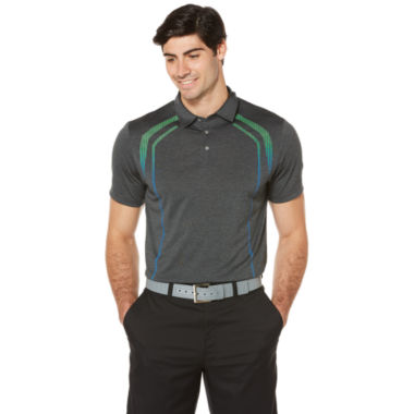 jcpenney.com | PGA Tour Short Sleeve Solid Polo Shirt