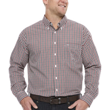jcpenney.com | Dockers Button-Front Shirt-Big and Tall