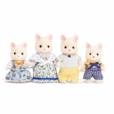 jcpenney.com | Calico Critters of Cloverleaf Corners Silk Cat Family