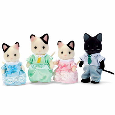 jcpenney.com | Calico Critters Tuxedo Cat Family