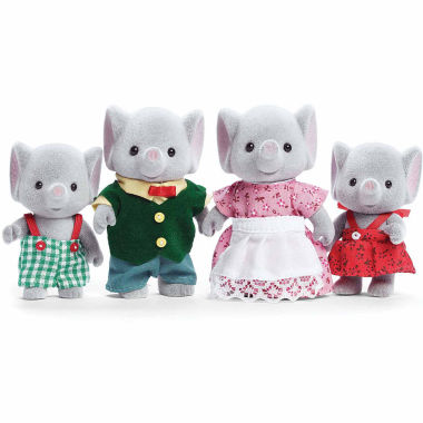 jcpenney.com | Calico Critters Ellwoods Elephant Family