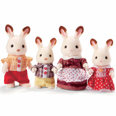 jcpenney.com | Calico Critters Hopscotch Rabbit Family