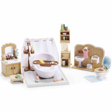 jcpenney.com | Calico Critters Deluxe Bathroom Set