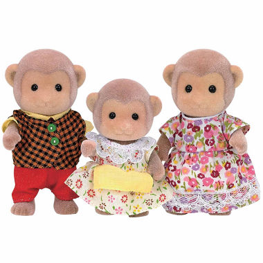 jcpenney.com | Calico Critters Mango Monkey Family