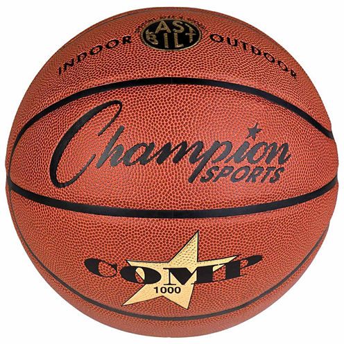Champion Sports Official Size Cordley Composite Basketball