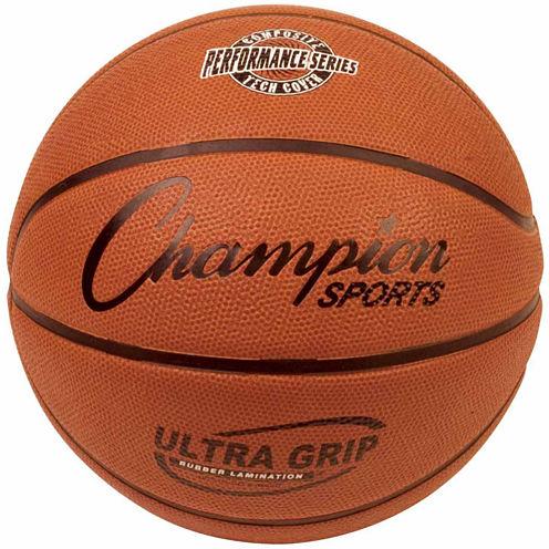 Champion Sports Intermediate Ultra Grip Basketball