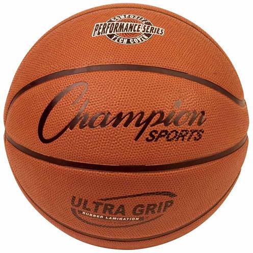 Champion Sports Junior Ultra Grip Basketball