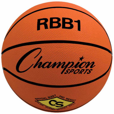 jcpenney.com | Champion Sports Official Size Rubber Basketball