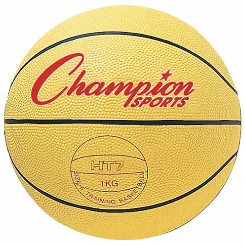 Champion Sports Weighted 3lb Trainer Basketball