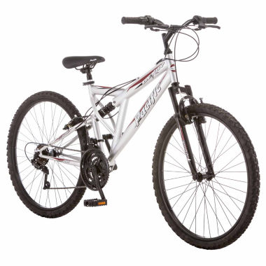 "jcpenney.com | Pacific 26"" Mens Full Suspension Mountain Bike"