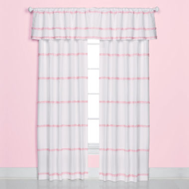 jcpenney.com | Saturday Knight Confetti Dot Rod-Pocket Curtain Panel