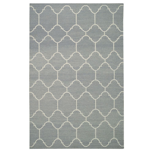 Capel Serpentine Rectangular Rug