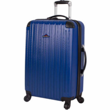 "jcpenney.com | Pinnacle 28"" Hardside Spinner Luggage"
