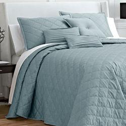 Royal Velvet® Ogee Bedspread